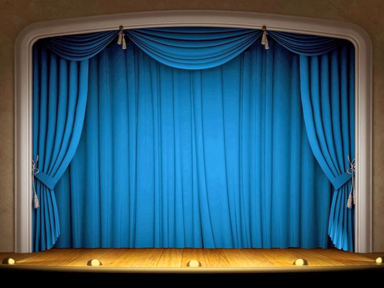 Dramatic background wallpapersafari - Cortinas para escenarios ...