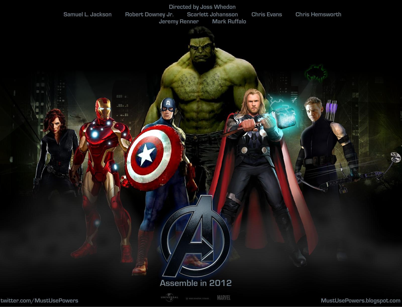 The Avengers Theme   Popular Windows Themes 1600x1223