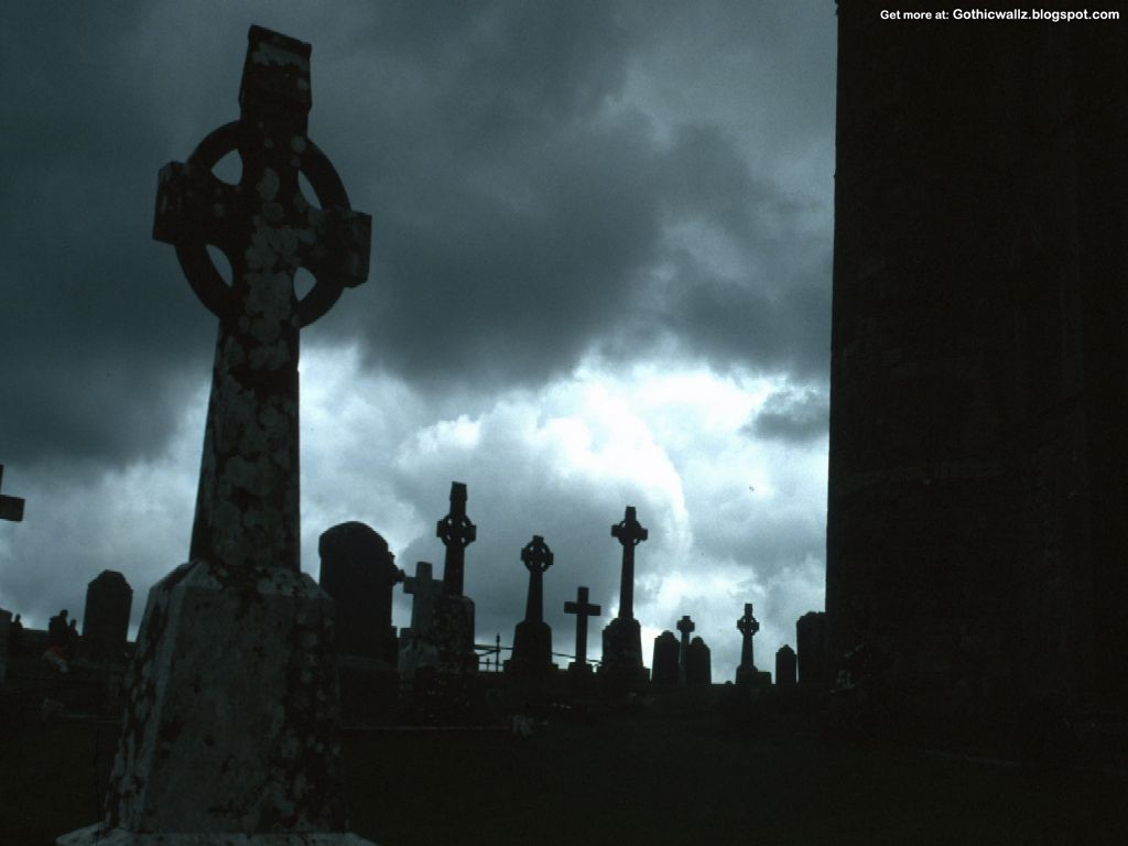 Celtic Cross   Dark Gothic Wallpapers   FREE Gothic 1024x768