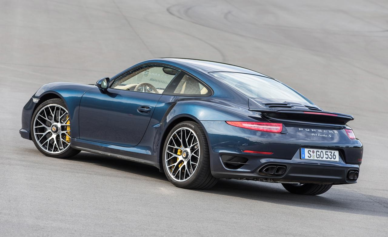 2014 porsche 911 turbo s photo 535439 s