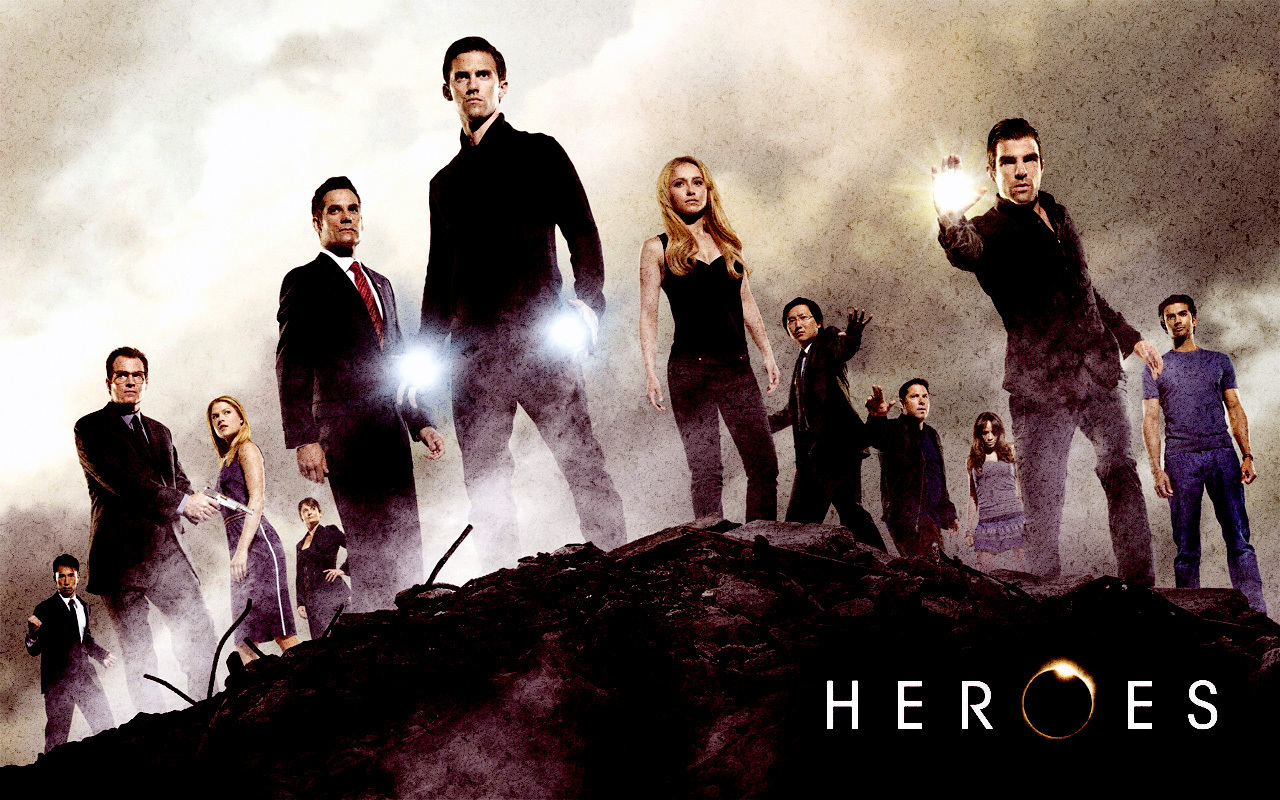 Heroes images Heroes S3 Wallpaper HD wallpaper and background 1280x800