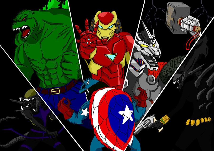 ultimate avengers wallpaper - photo #5