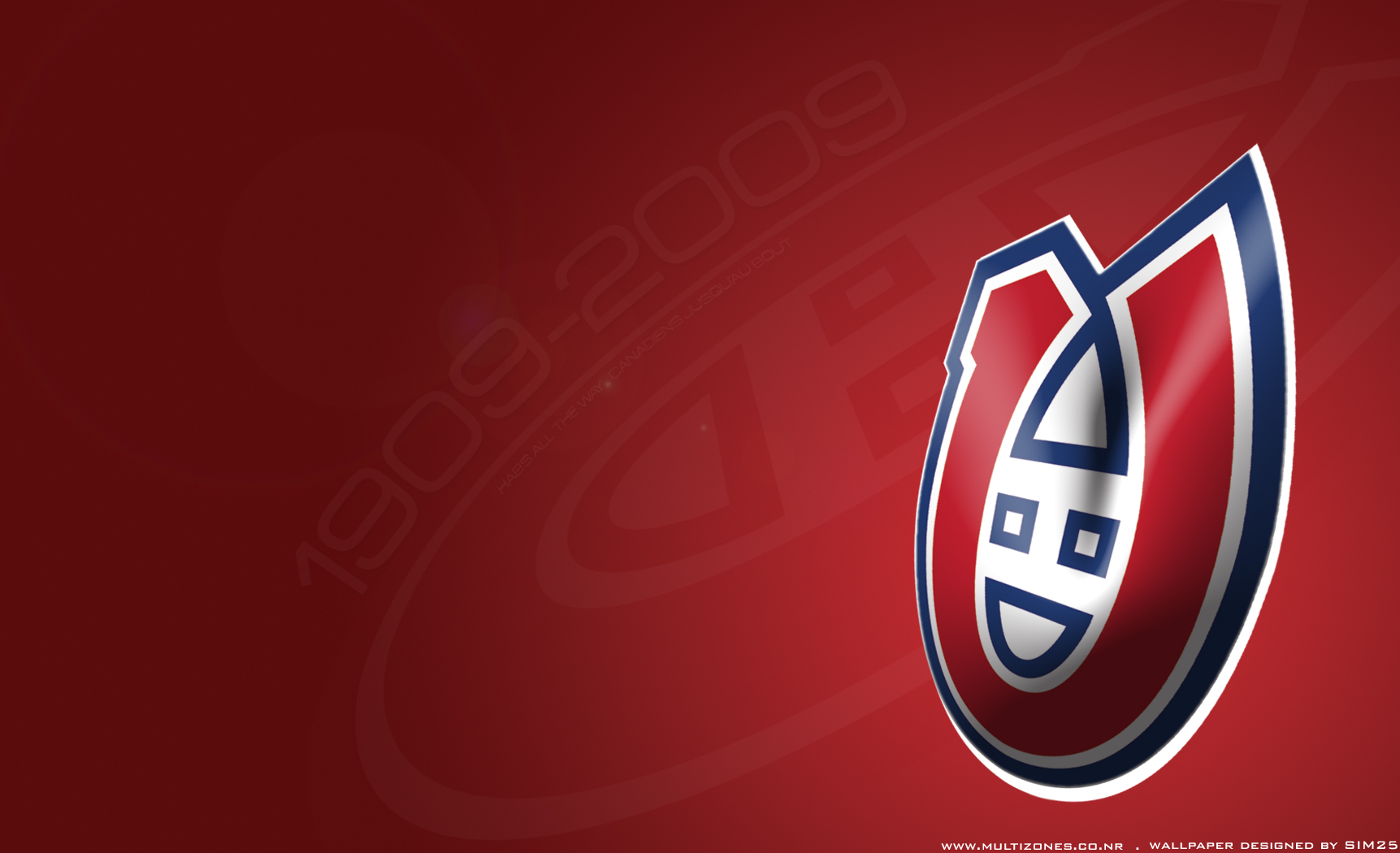 Montreal Canadiens wallpapers Montreal Canadiens background   Page 8 1723x1050