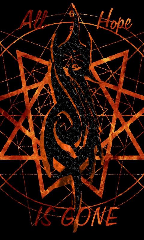Slipknot SmartPhone Wallpaper by Batmyotis 480x800
