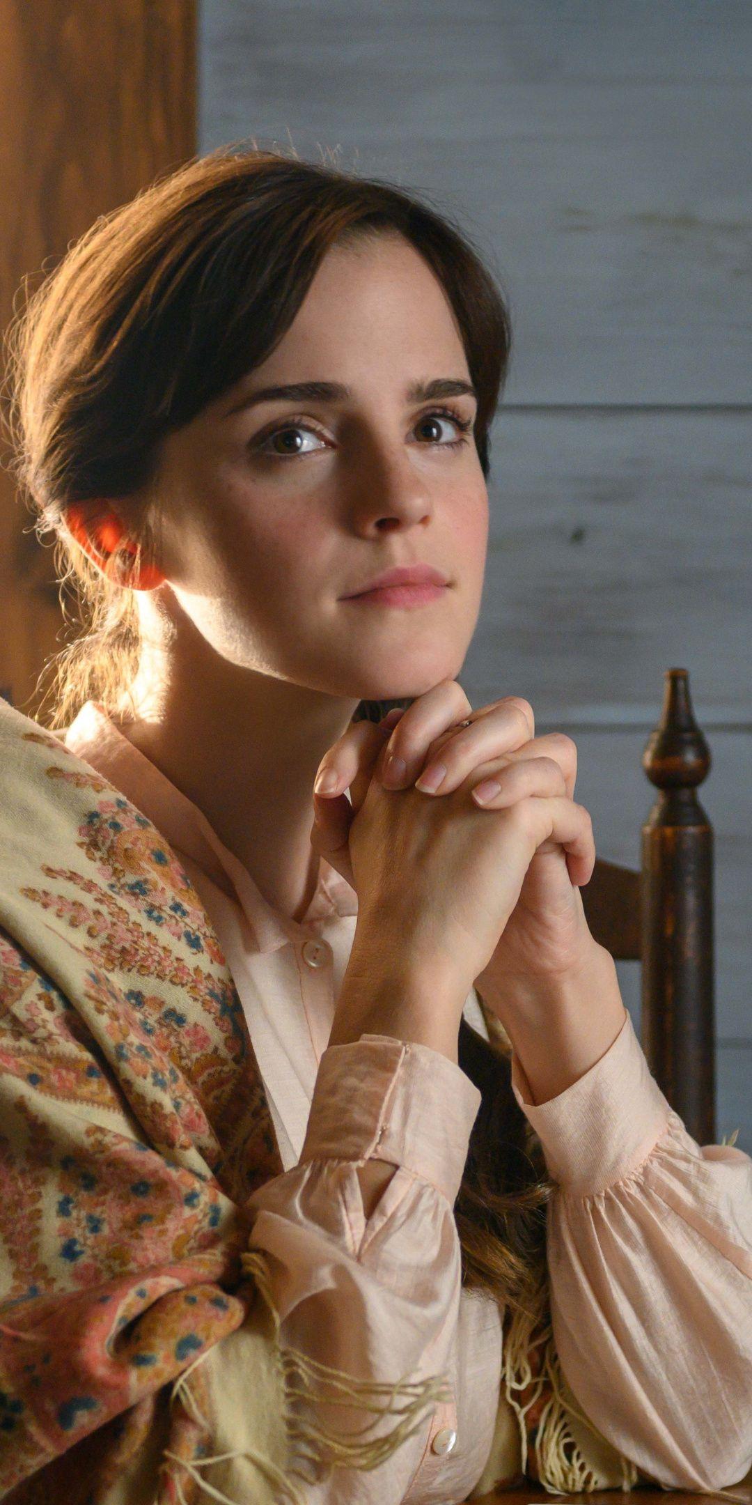 1080x2160 Emma Watson movie Little Women wallpaper Emma watson 1080x2160