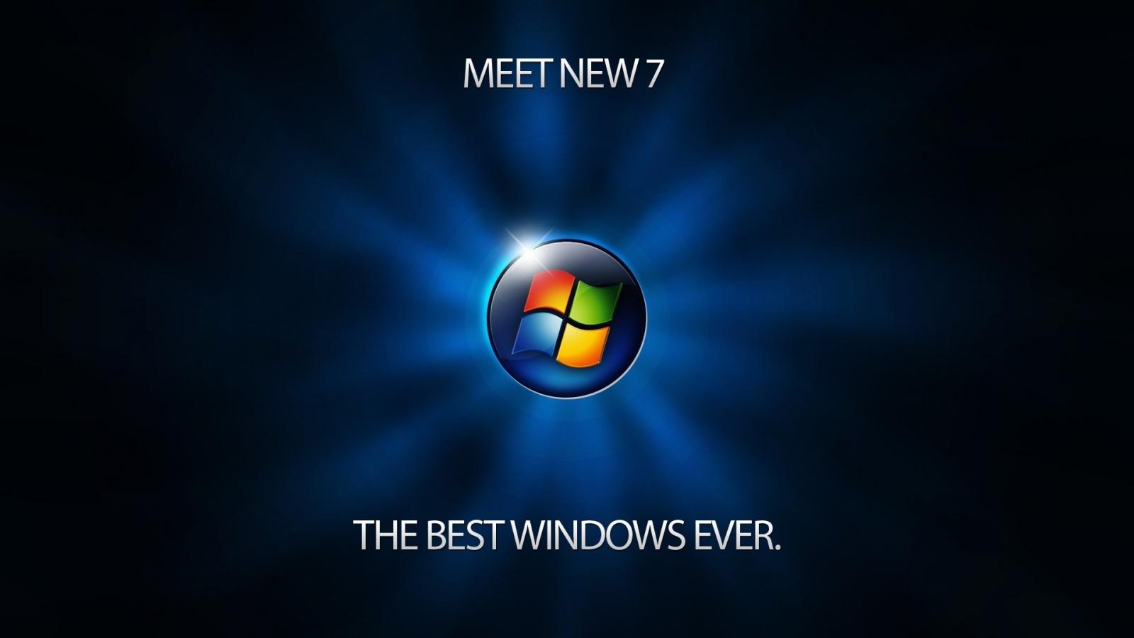 dark windows 7 microsoft windows alien 1600x900 wallpaper 104296 1600x900