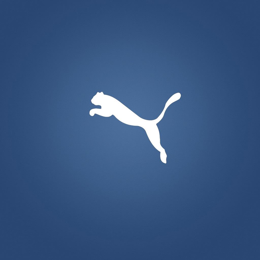 Wallpapers Puma logo   Logo Icon iPad iPad 2 iPad mini Wallpapers 1024x1024