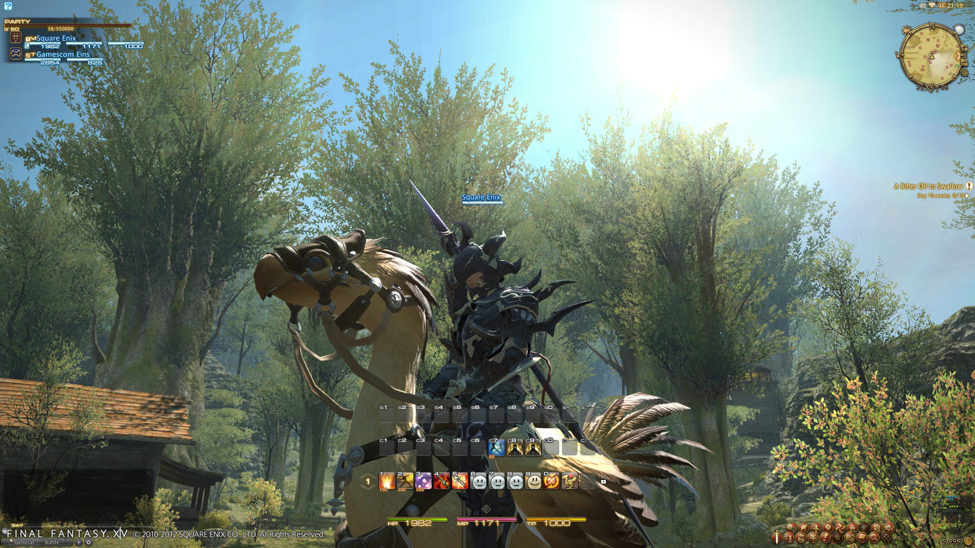Final Fantasy Xiv A Realm Reborn Wallpaper Images Pictures   Becuo 1920x1080