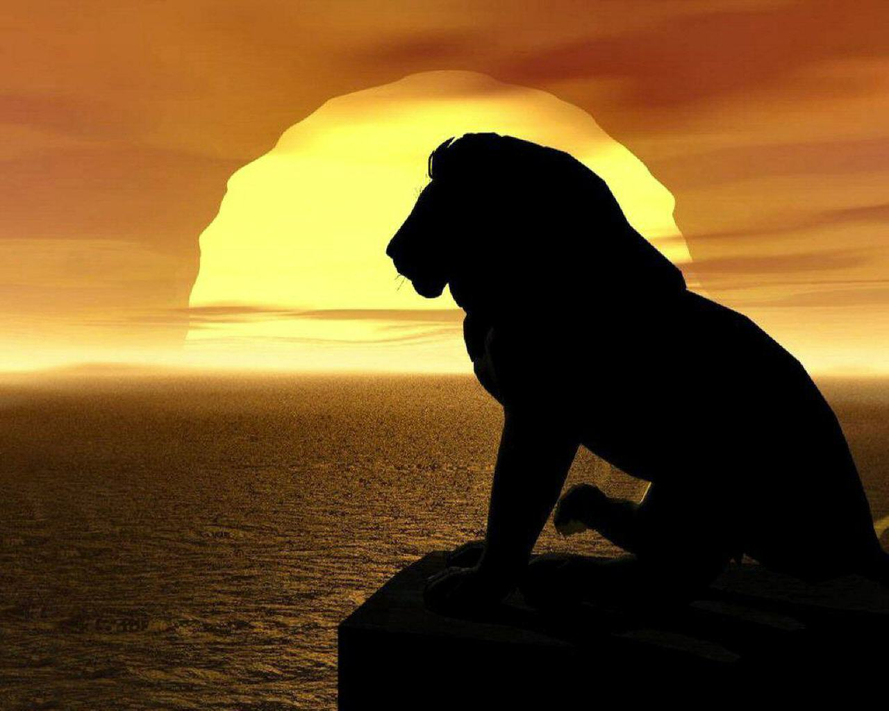 The Lion King Wallpapers 1280x1024
