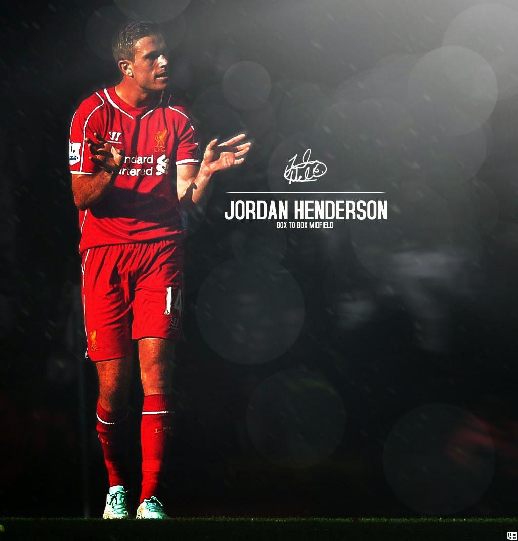 Jordan Henderson Wallpaper 1024x1069