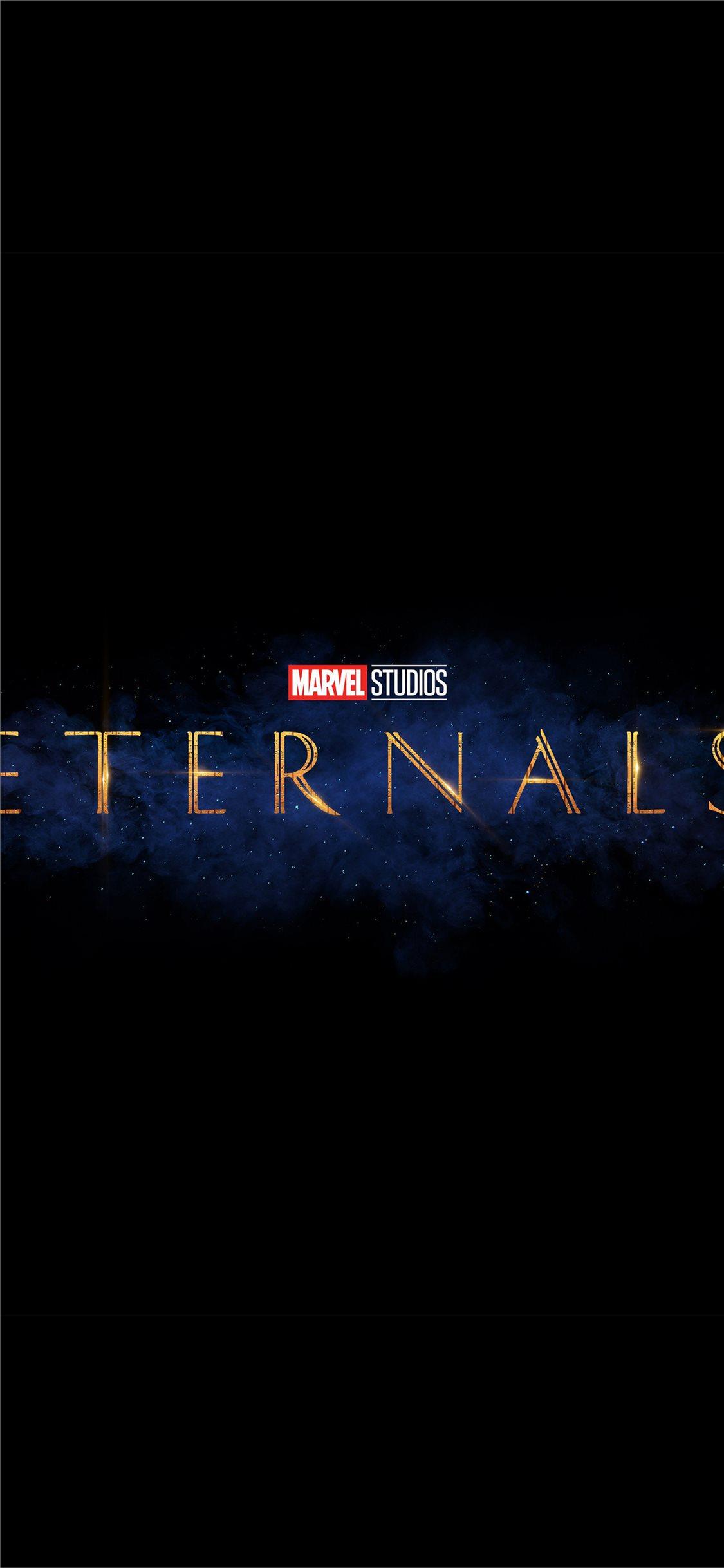marvel eternals 2020 iPhone X Wallpapers Download 1125x2436