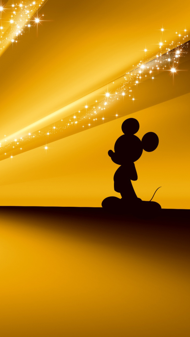 Disney Iphone Wallpaper To Download gold disney background 640x1136
