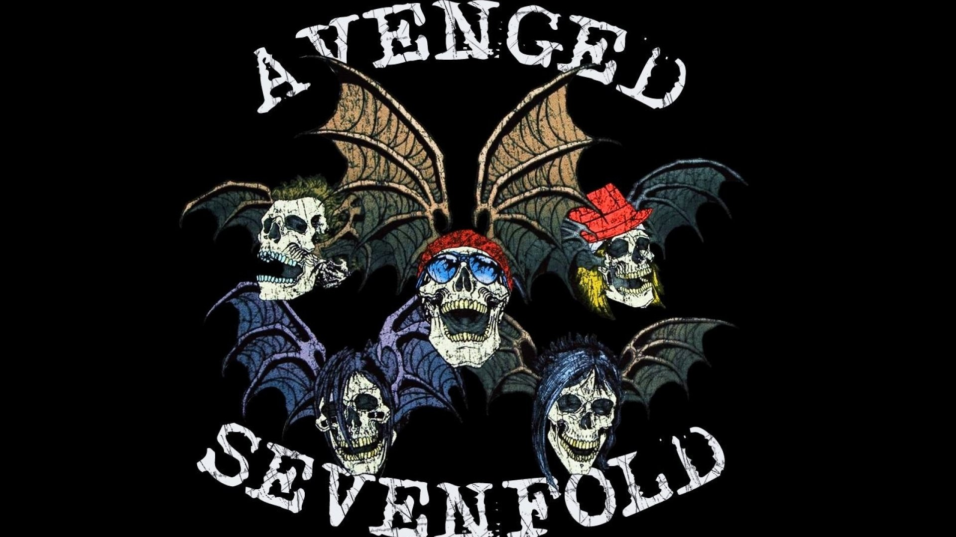 Avenged Sevenfold wallpaper 13595 1920x1080