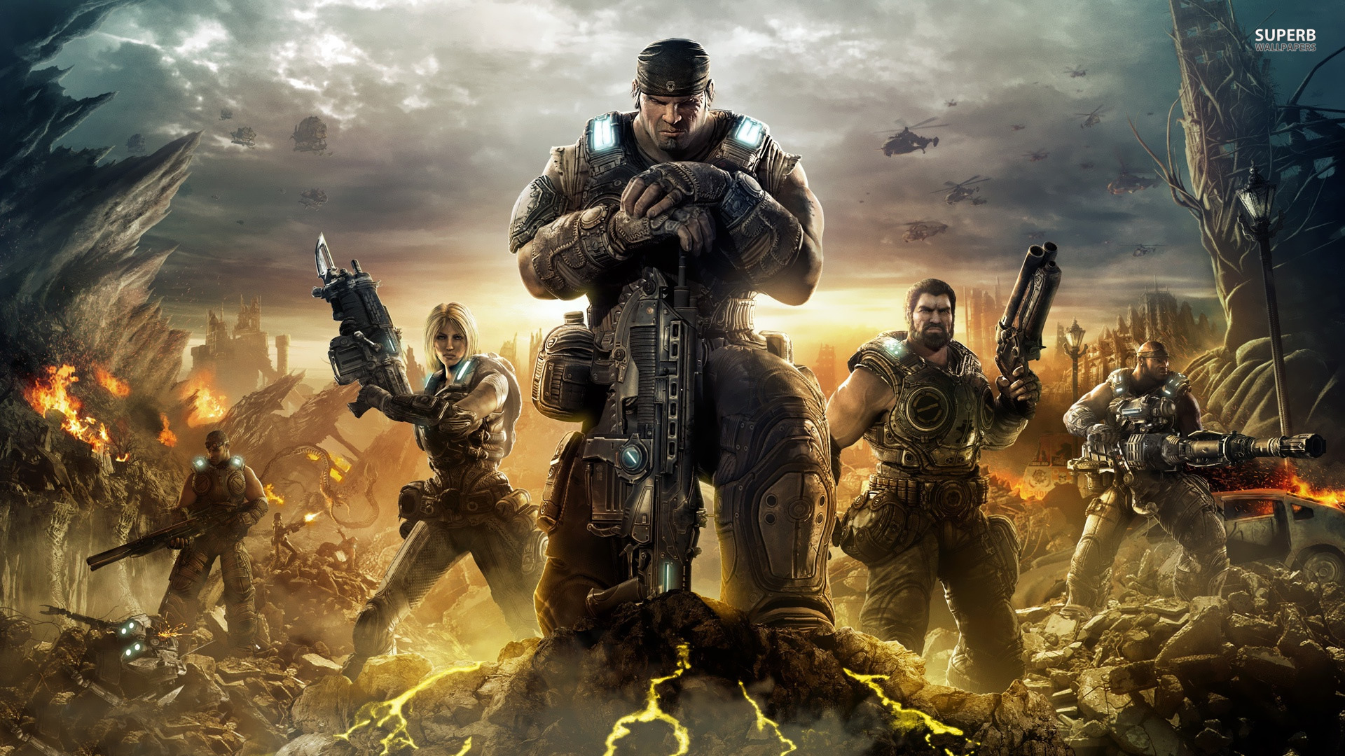 Free Download Xbox One Forcment Un Gears Of War Hd Remaster 20