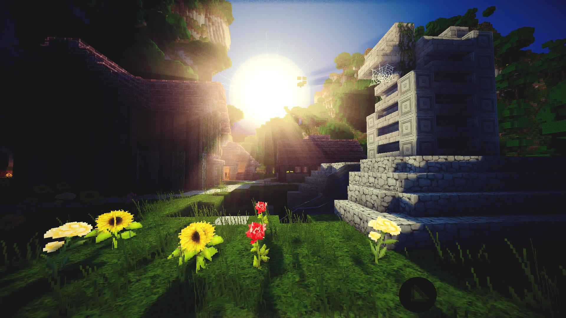 Minecraft Epic Ruine 2 by lpzdesign 1920x1080