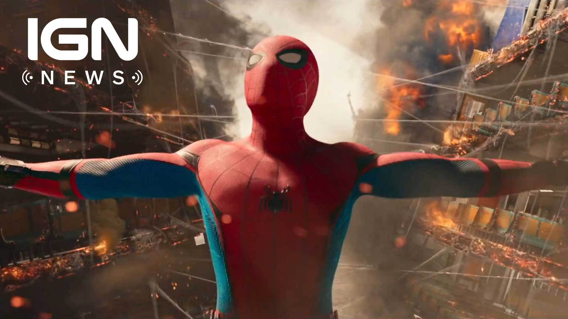 Spider Man Homecoming Suffers Major Drop in Second Weekend   IGN 1920x1080