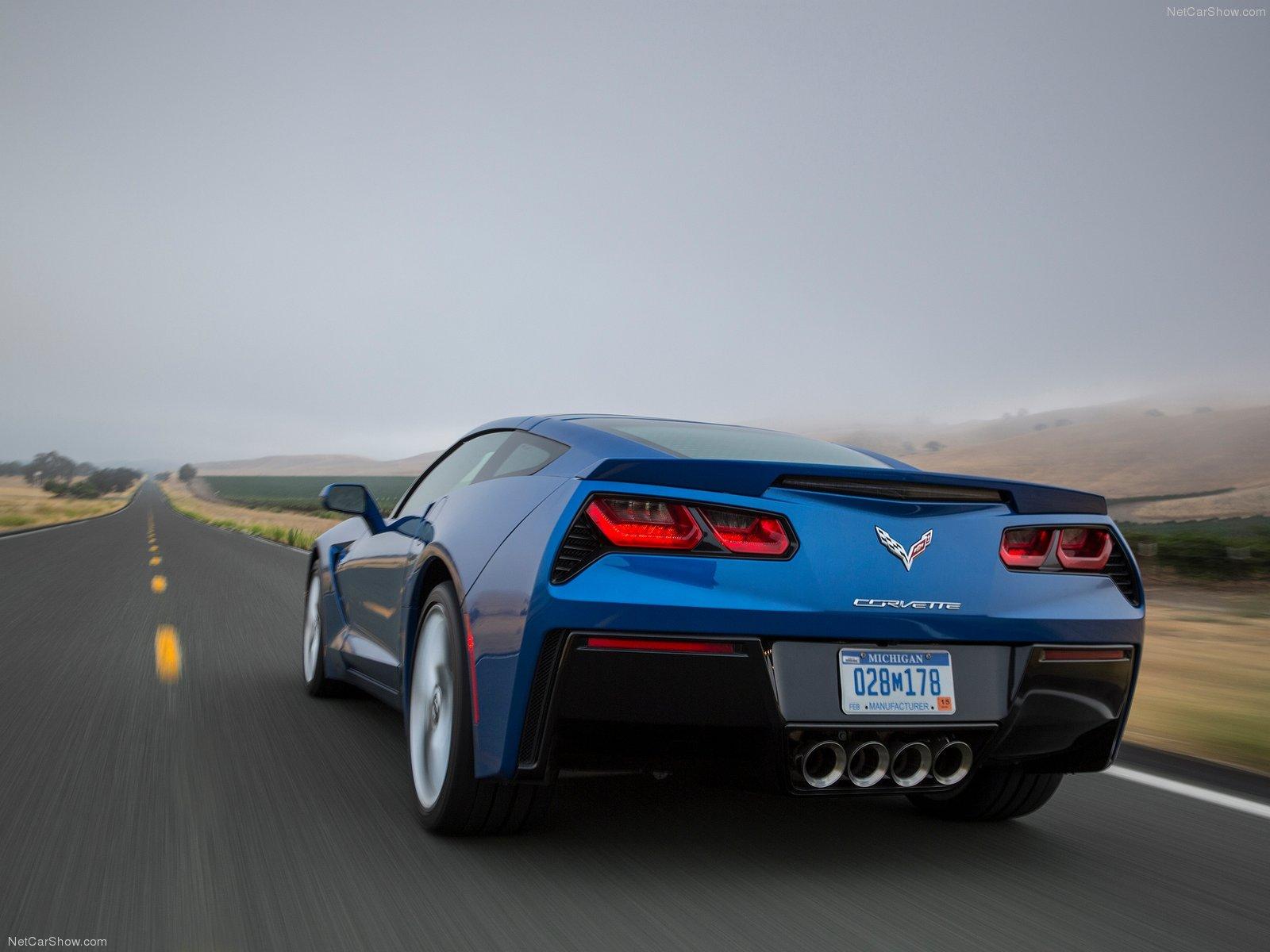 Gallery For gt C7 Corvette Wallpaper Blue 1600x1200