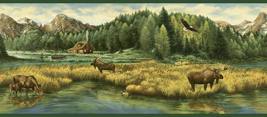 NATURE WALLPAPER WILDLIFE WALLPAPER WILDERNESS WALLPAPER BORDERS 910x400