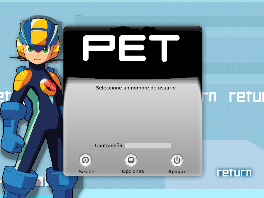 Starting with MegaMan exe   MDM by BlueBomber21 900x675