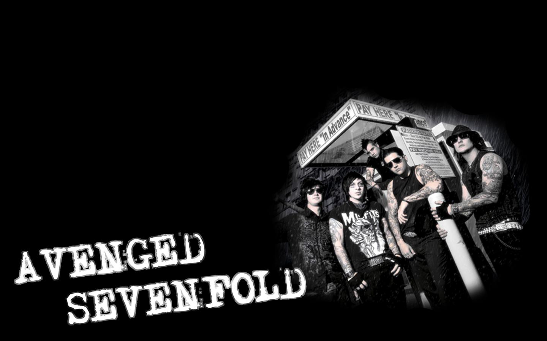 Avenged Sevenfold Wallpaper Seven Share 1440x900