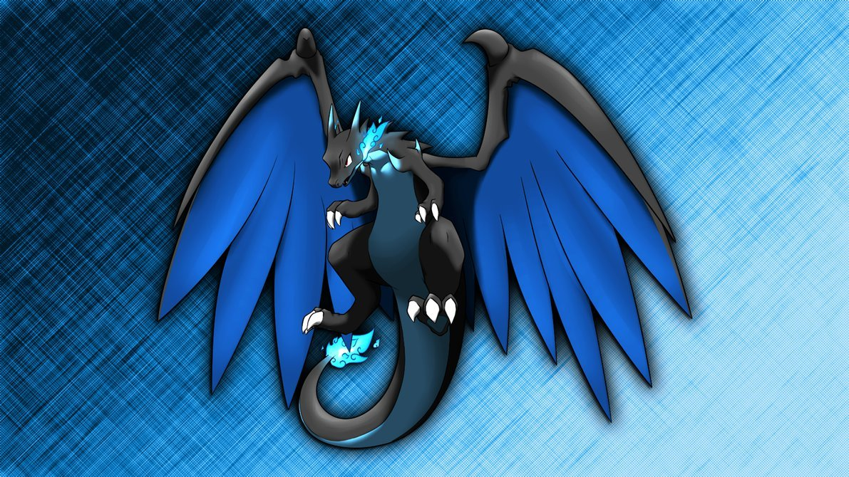 Mega Charizard X Wallpaper by Glench 1191x670