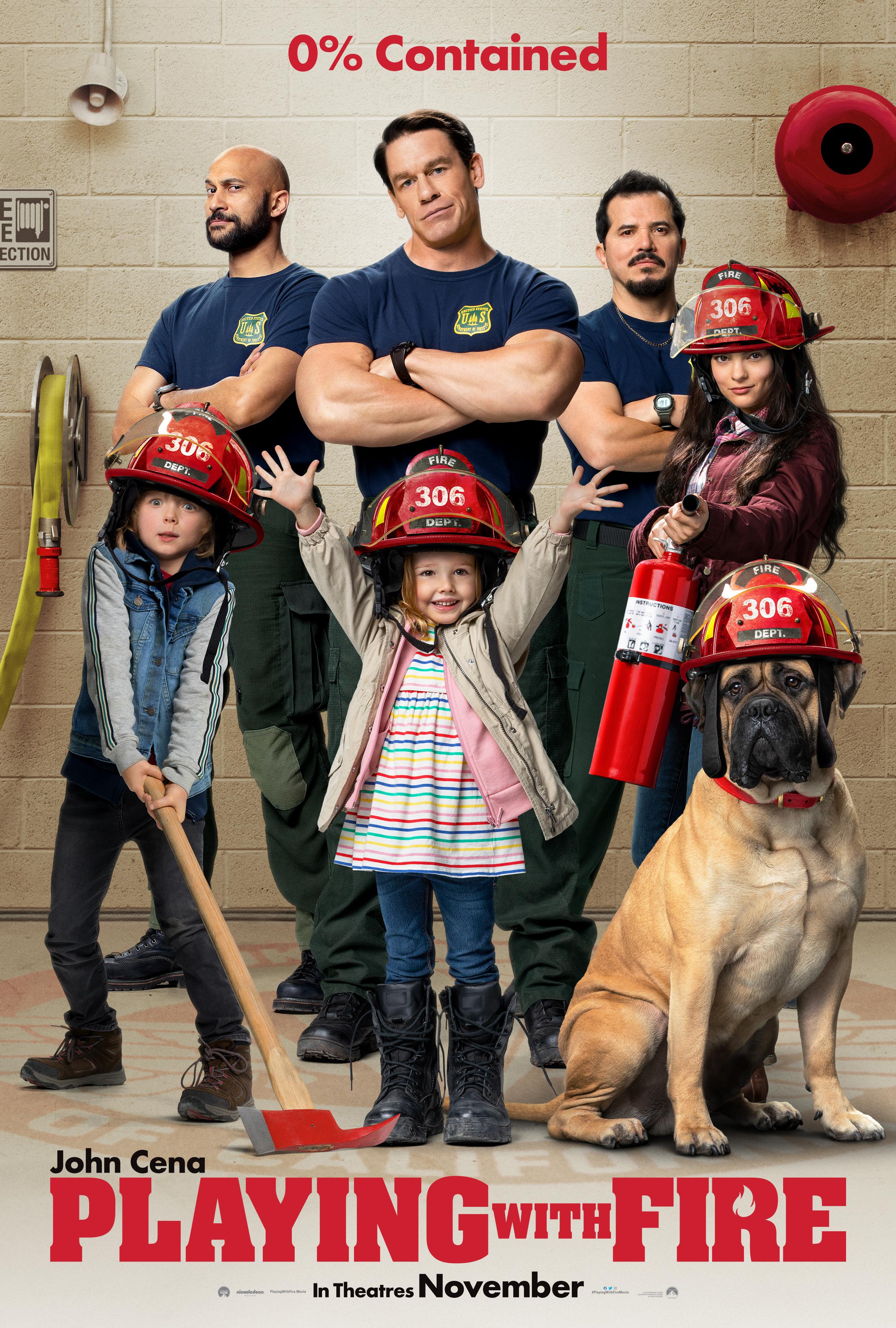 Playing with Fire 2019   IMDb 2493x3693
