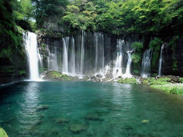 Most Beautiful Waterfalls In The Worldwaterfall the waterfall 588x441