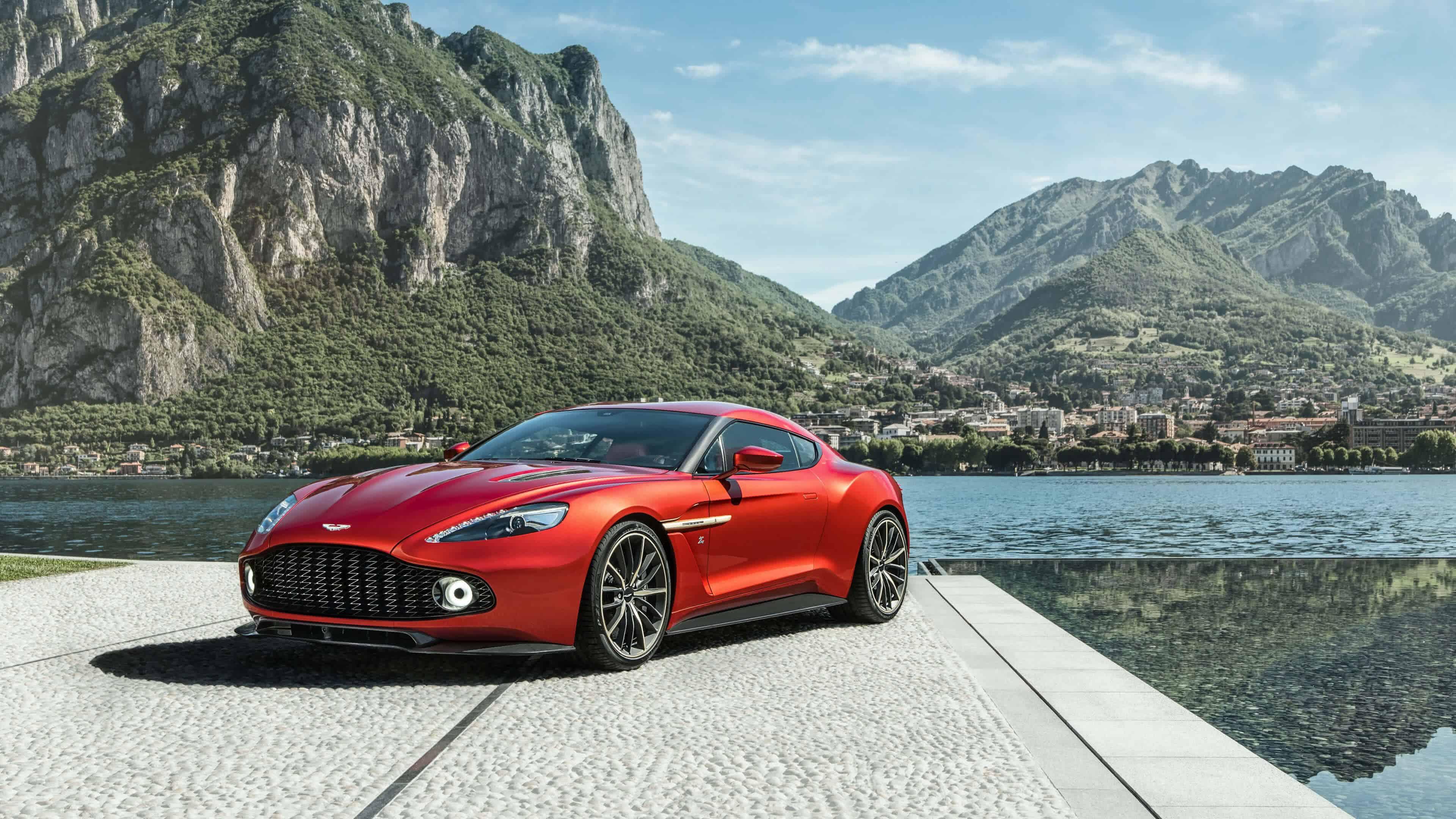 35 Aston Martin Vanquish Wallpapers On Wallpapersafari