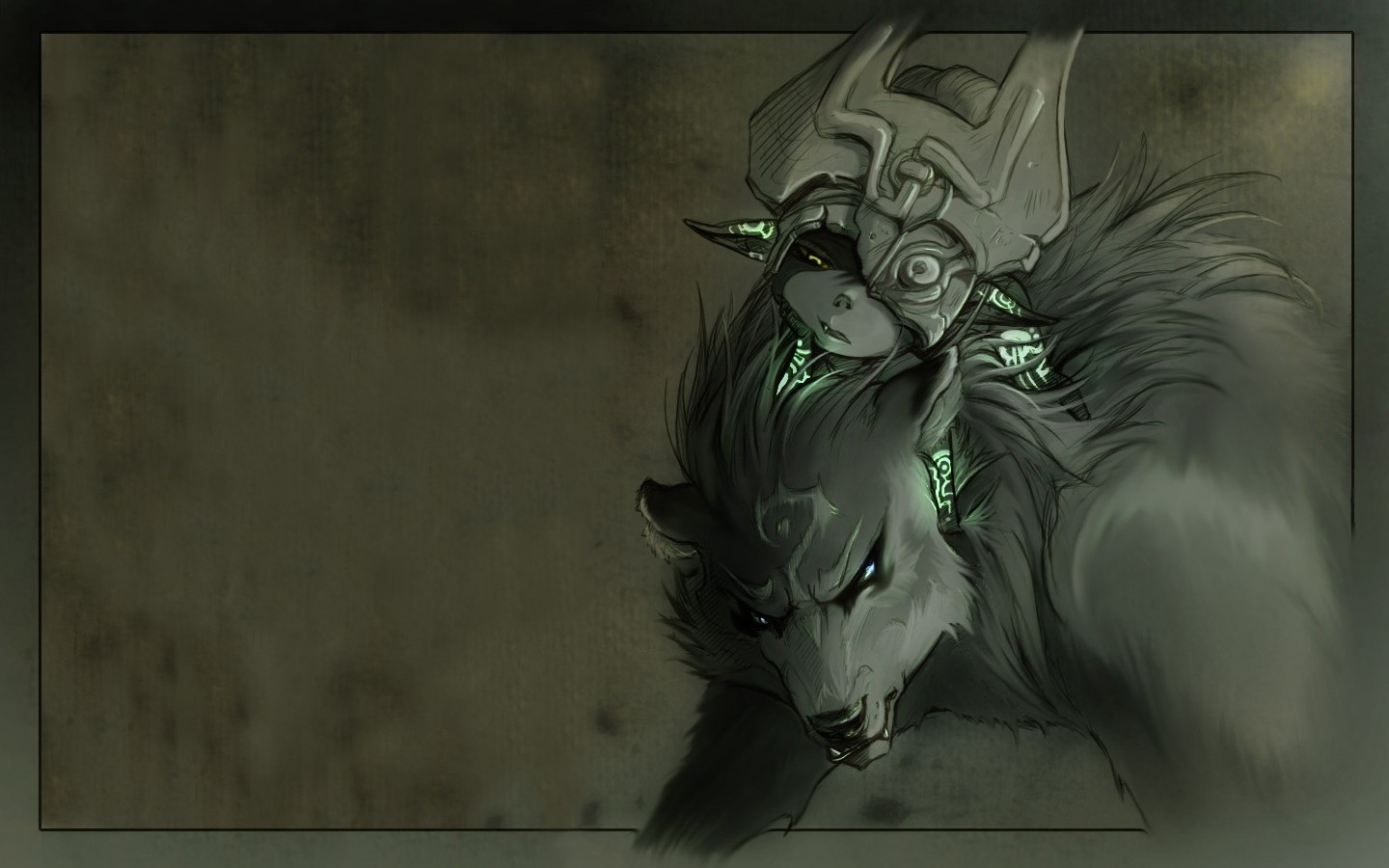 Fan Remasters Zelda Twilight Princess   Nerdopotamus 1440x900