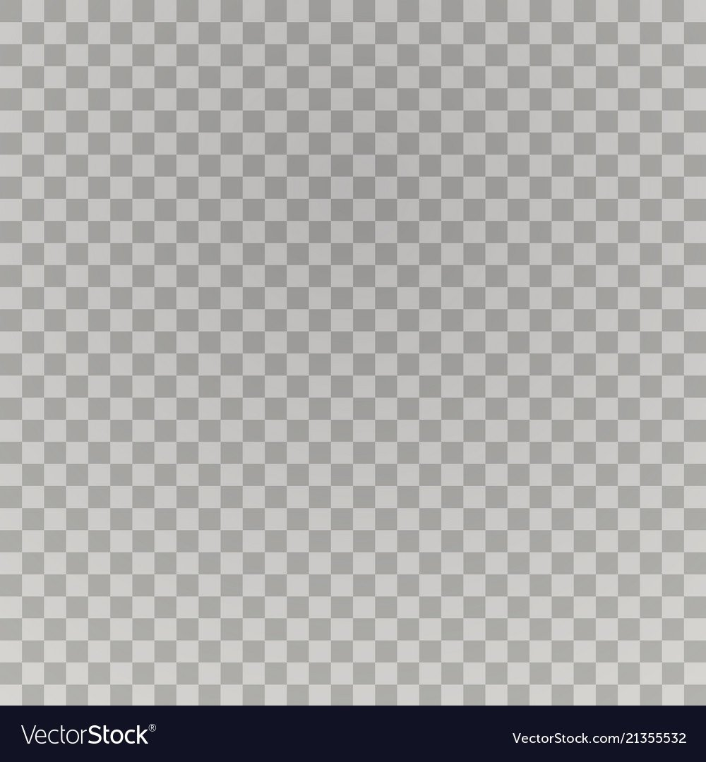 Transparent background transparent grid colorless Vector Image 1000x1080