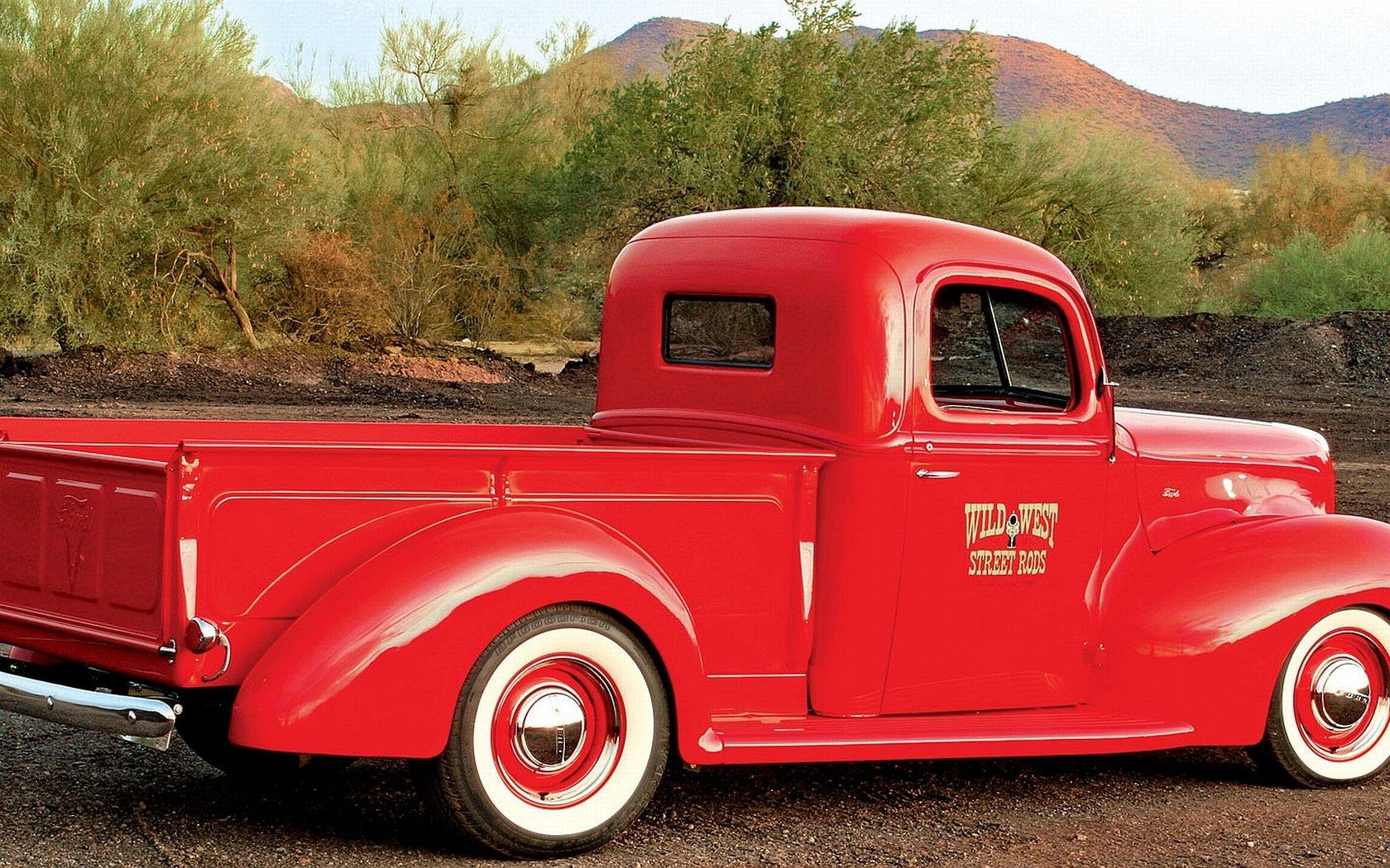 1940 Ford truck Widescreen Wallpaper   6483 1680x1050