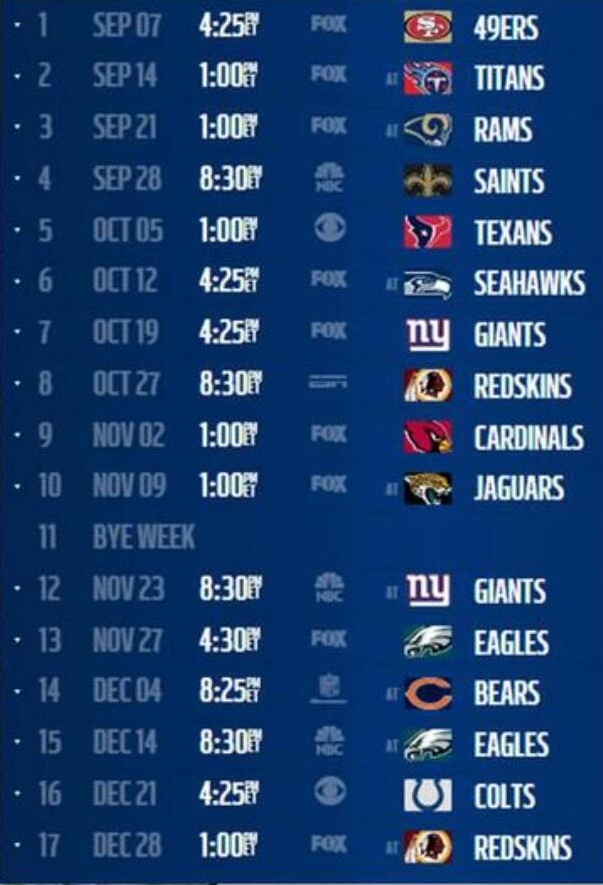 Dallas Cowboys 2014 schedule   Dallas Cowboys schedule 2014 2015 603x885