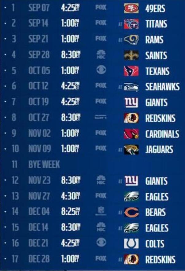Dallas Cowboys 2014 schedule   Dallas Cowboys schedule 2014 2015 603x885
