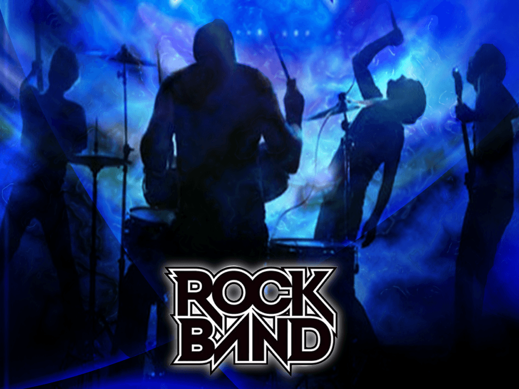 Rock Band Wallpapers 1024x768