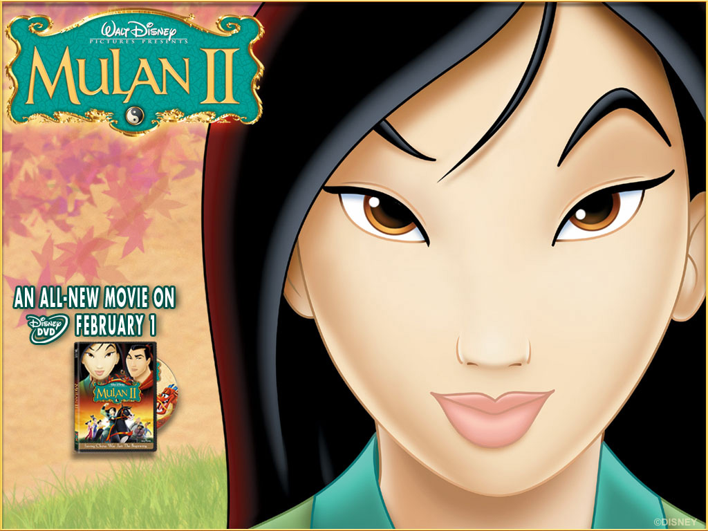 mulan 2 wallpaper   mulan wallpaper 23804222   fanpop 1024x768