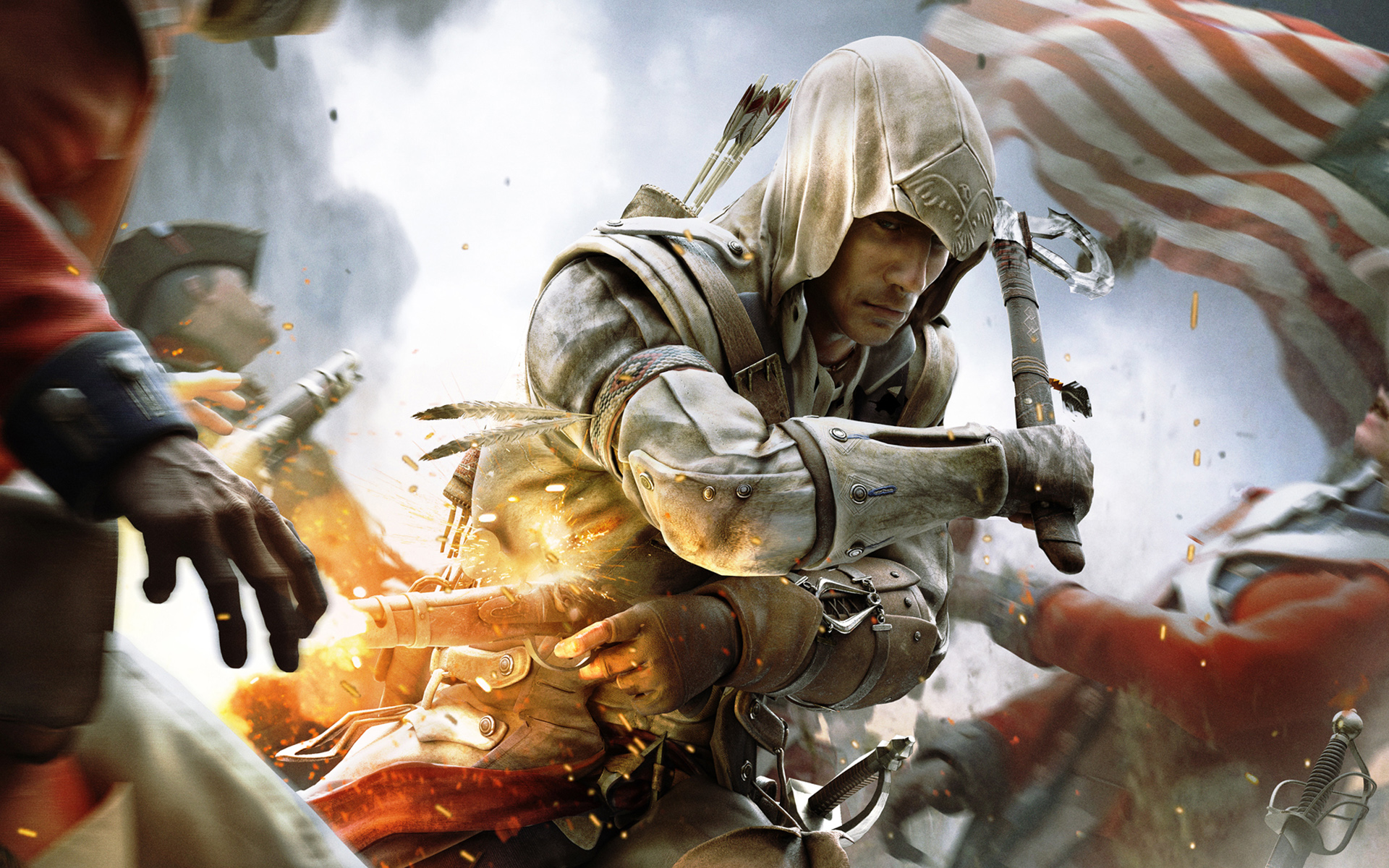 Assassins Creed III Game Wallpapers HD Wallpapers 1920x1200