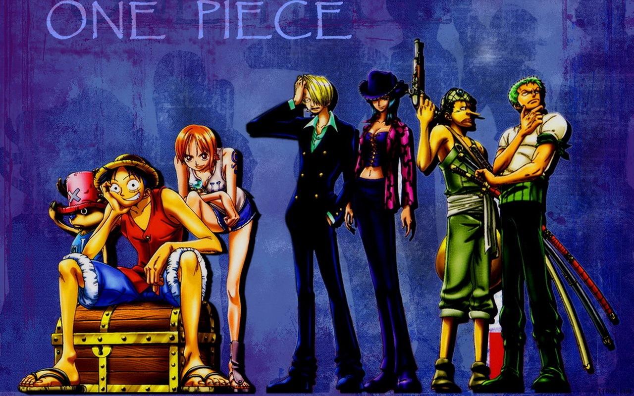 Mugiwara Pirates   One Piece Wallpaper Anime Wallpapers 1280x800