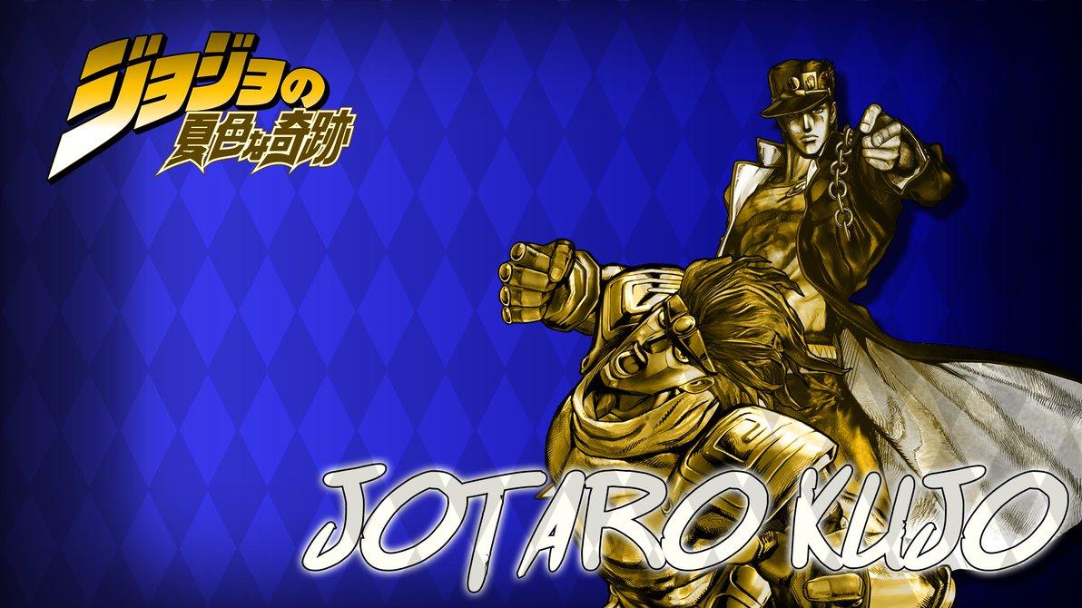 Jotaro Kujo Wallpaper by DrStuff 1192x670