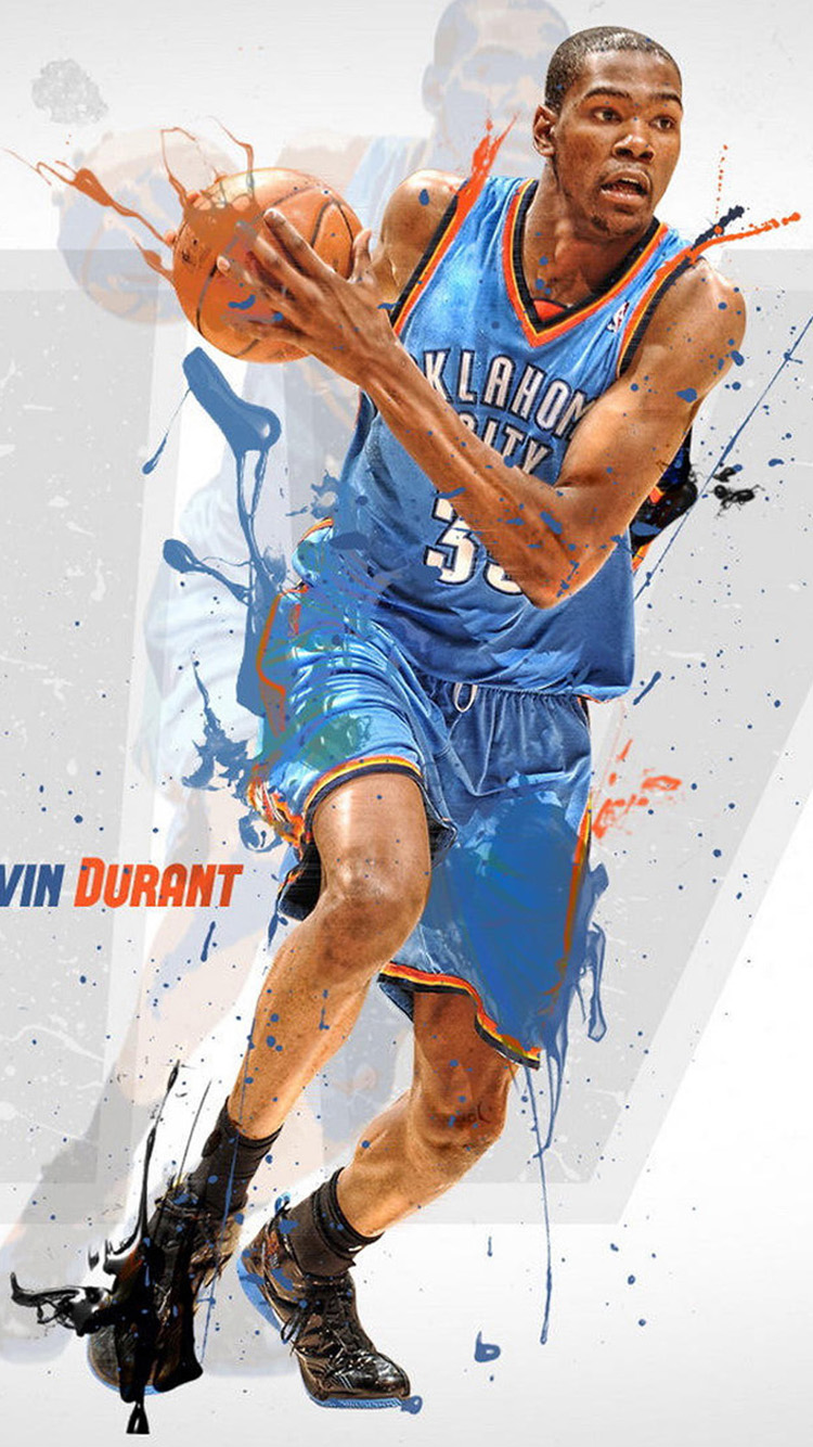 Kevin Durant Dunking