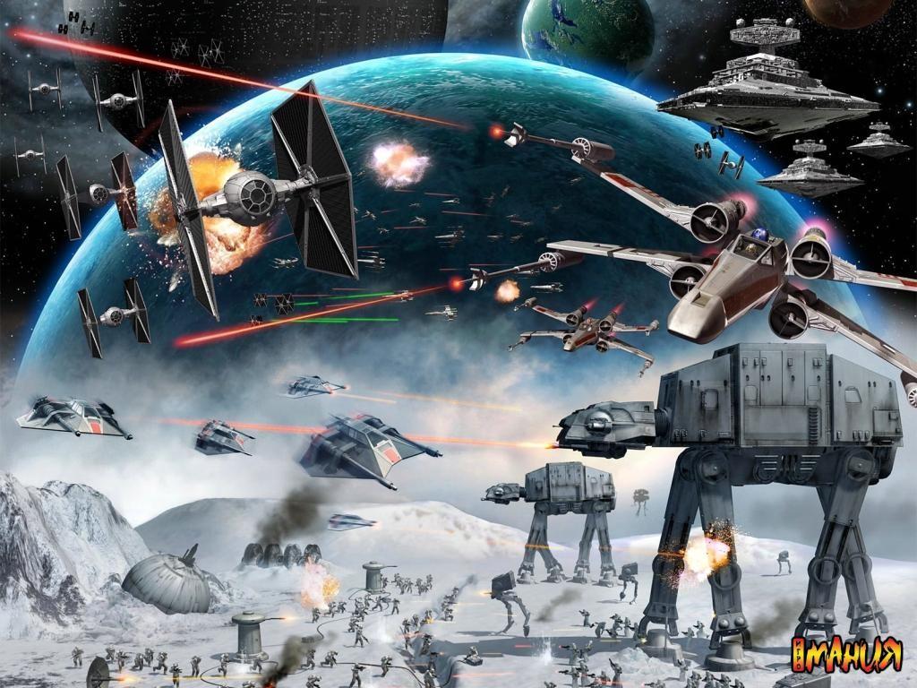Star Wars 06 1024 Wallpapers de La Guerra de las Galaxias Galeria 1024x768