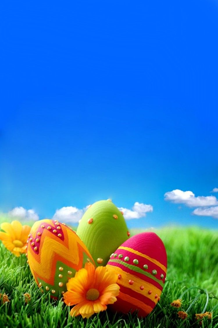 Easter background Great for poster design Wallpapers in 750x1125