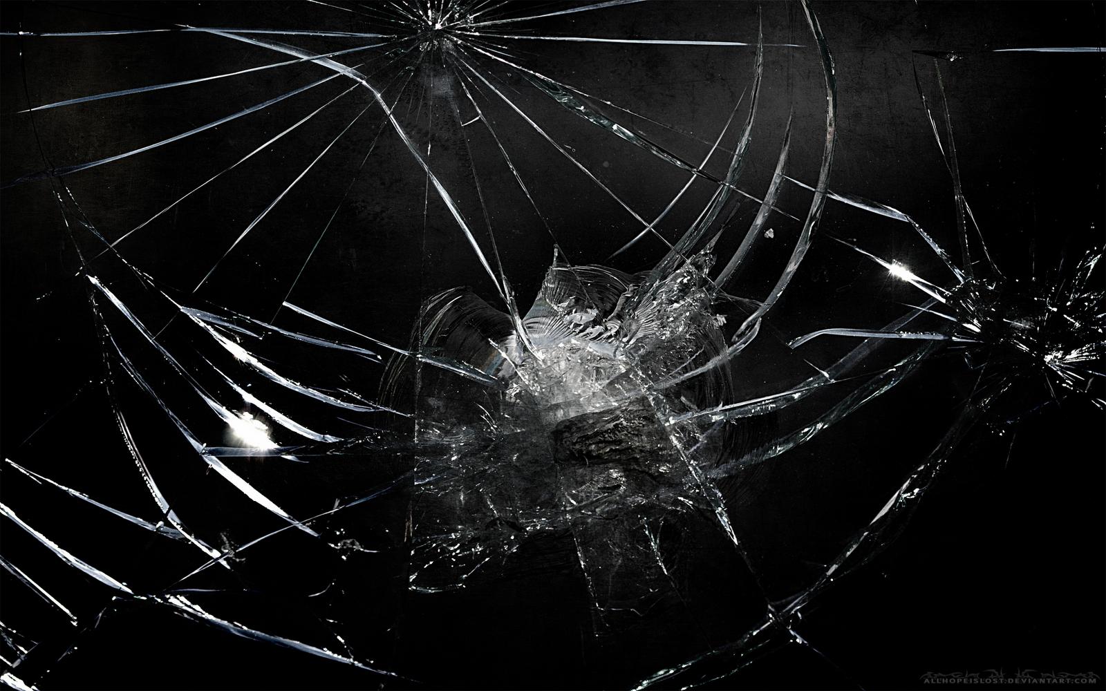 45 Realistic Cracked and Broken Screen Wallpapers   Technosamrat 1600x1000