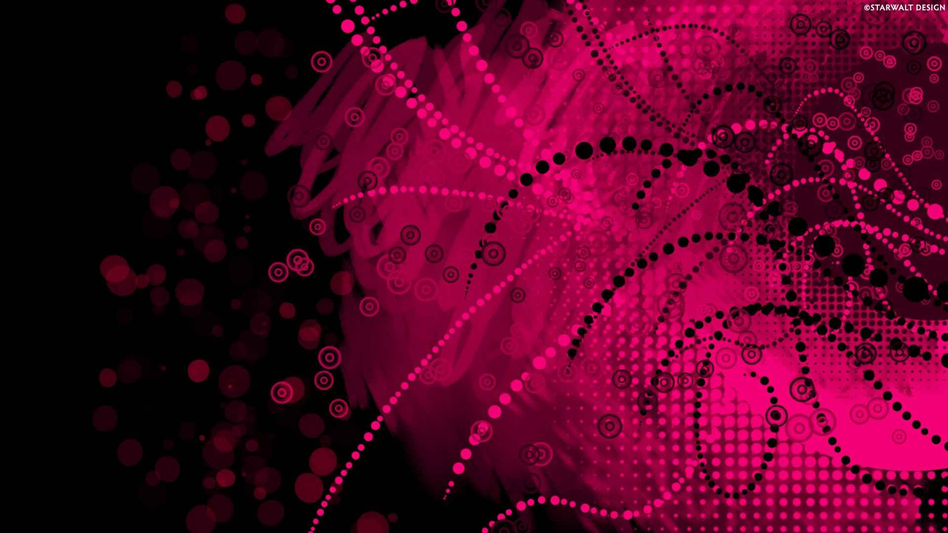 Pink Dark Vector 1080p Wallpapers HD Wallpapers 1920x1080