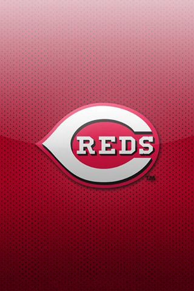 cincinnati reds MLB   Download iPhoneiPod TouchAndroid Wallpapers 640x960