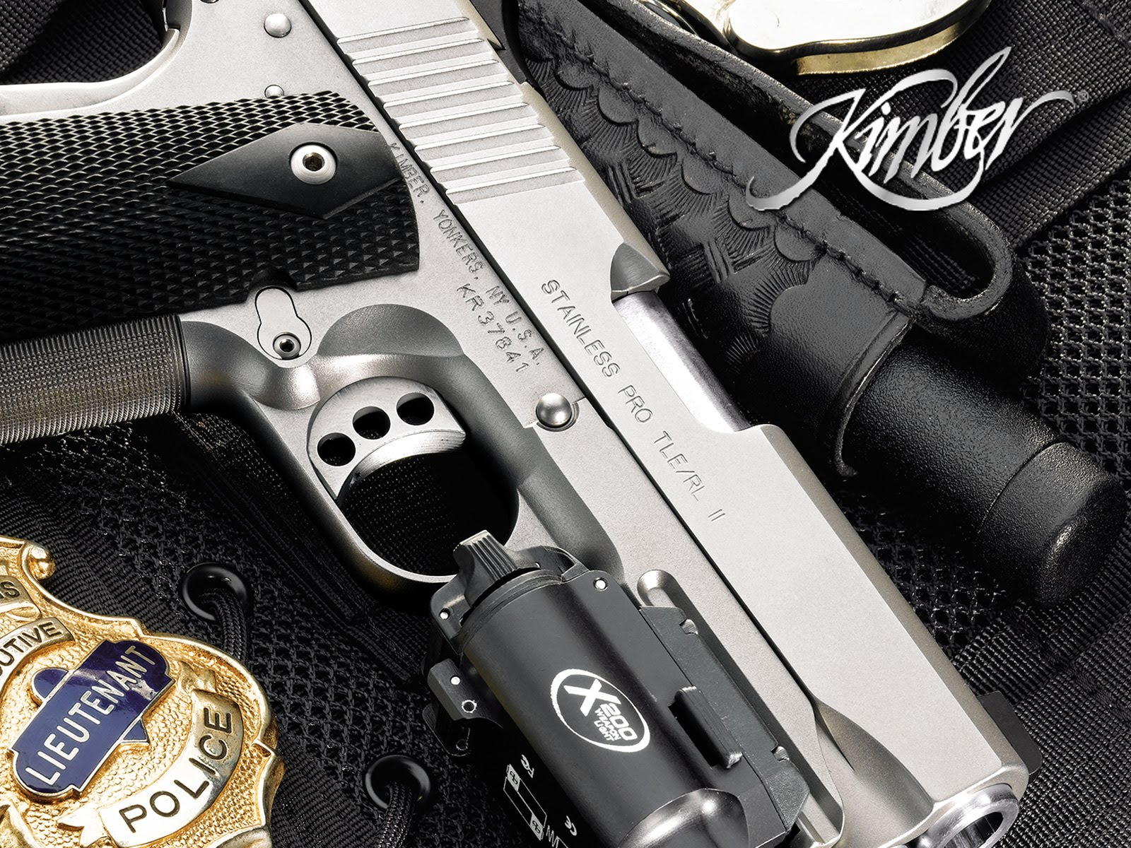 50] Kimber 1911 Wallpaper on WallpaperSafari 1600x1200