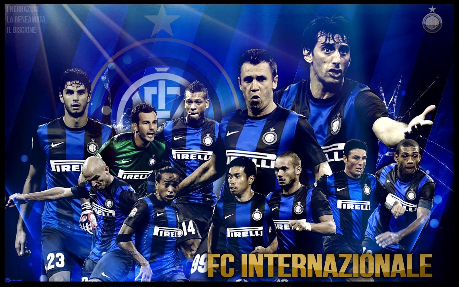 Inter Milan Squad 2013