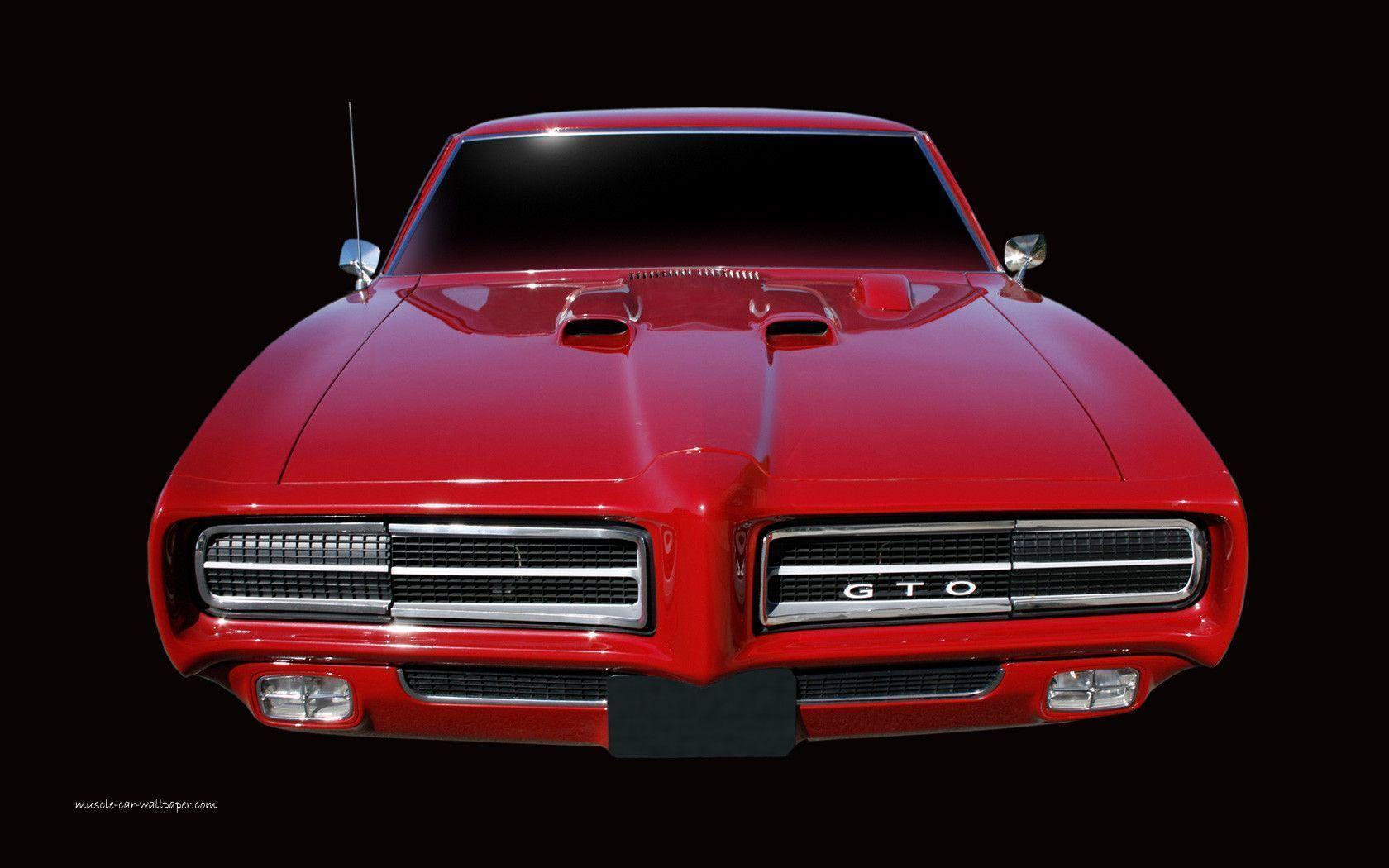 Pontiac GTO Wallpapers 1680x1050