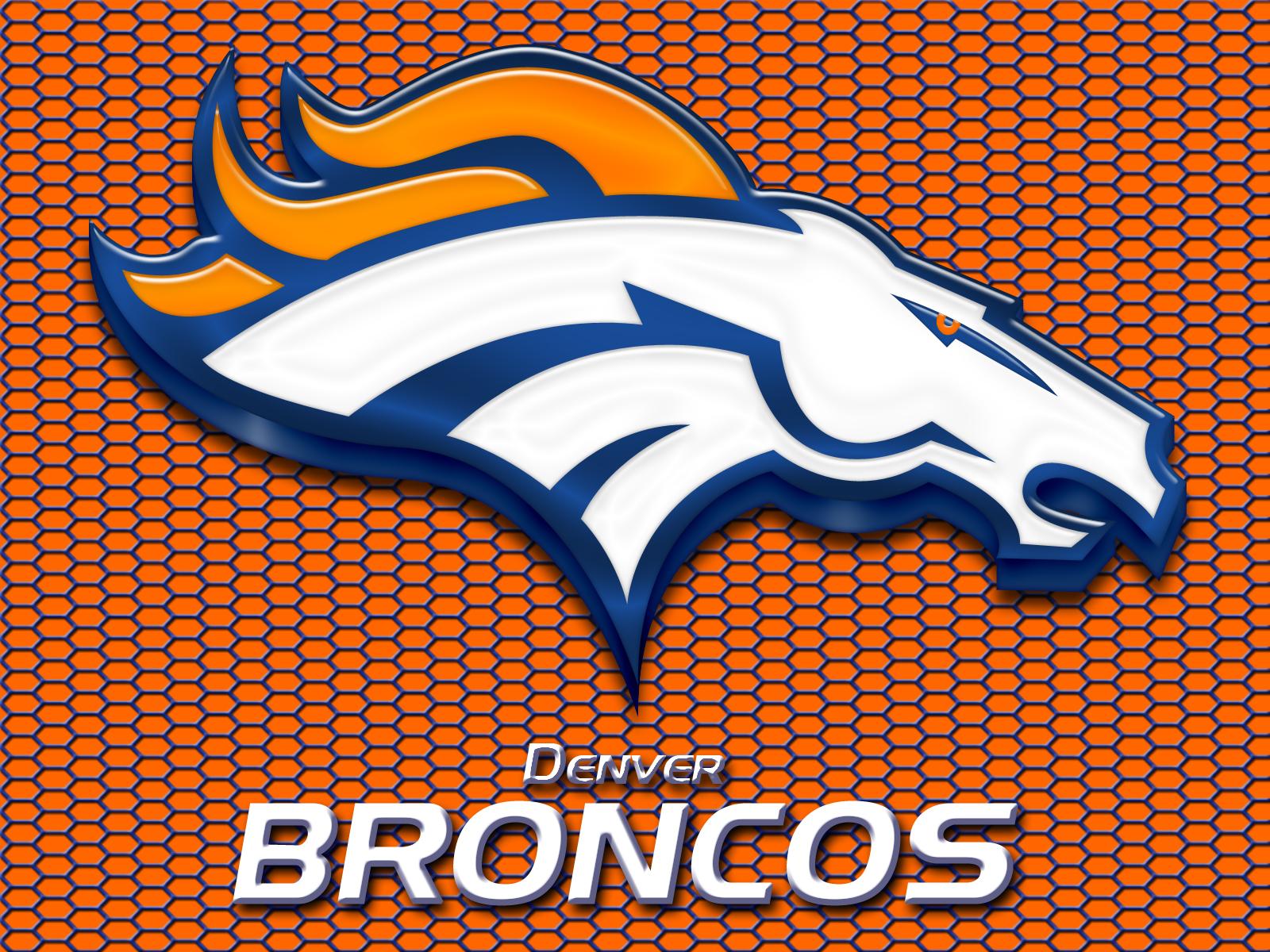 Denver Broncos background image Denver Broncos wallpapers 1600x1200