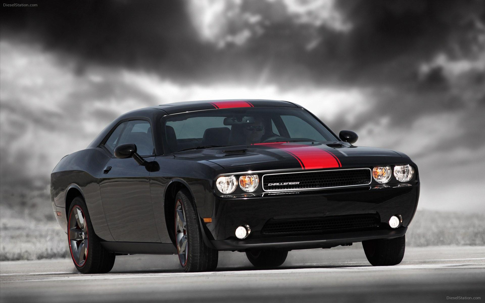 Home Dodge Dodge Challenger Rallye Redline 2012 1920x1200
