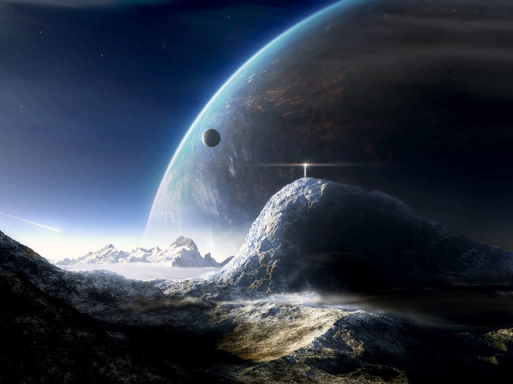 Cool 3d Space Wallpapers 8236 Hd Wallpapers in 3D   Imagescicom 1024x768